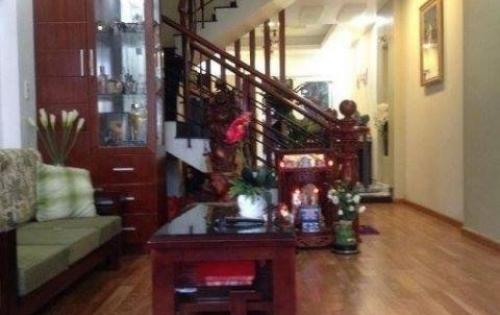 Cách đường oto 15m,nhà đẹp Trương Định 32m x 5 tầng mới về ở luôn.