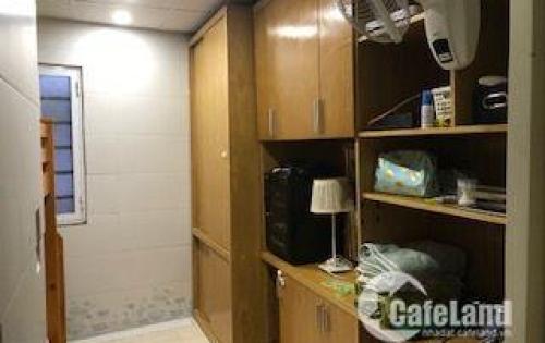 Bán căn hộ tập thể 35m2, phố Lê Gia Định, giá 1,6 tỷ