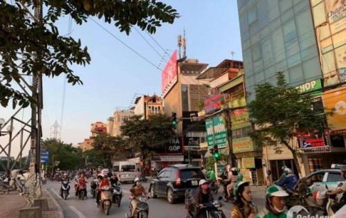 Bán nhà mặt phố Kim Ngưu, thang máy, vỉ hè rộng thênh thang, kinh doanh lộc phát
