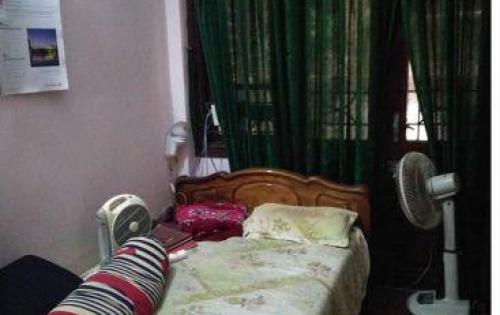 Bán nhà Phố Lê Thanh Nghị, Quận Hai Bà Trưng, khu phân lô Bách Khoa cực Vip chỉ 4,45 Tỷ