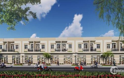 Nhà phố liền kề đầu tiên tại Bình Thuận