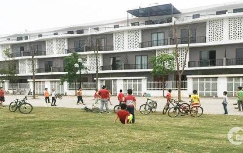 Bán nhà liền kề 4 tầng mặt đường 13m gần trường học trung tâm thị trấn Trạm Trôi