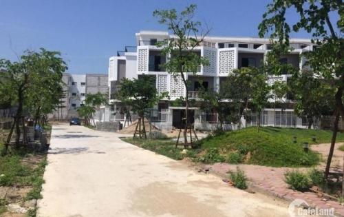 Cần bán nhà liền kề 3,5 tầng đối diện công viên ở trung tâm thị trấn Trạm Trôi