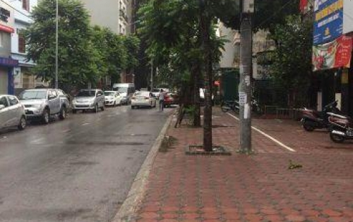 Công dân quận Hoàn Kiếm 40m, 6 tầng mặt tiền 4,5m giá 16 tỷ