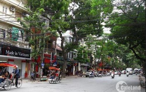 Nhà Mặt phố Phan Bội Châu(Hoàn Kiếm) 45m2*6 tầng, Mặt tiền 4.2m.
