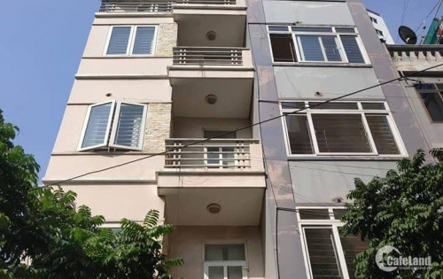 Nhà phố Nguyễn Hữu Thọ, Linh Đàm, 55m2 giá 5.5 tỷ, phân lô, ô tô, kinh doanh