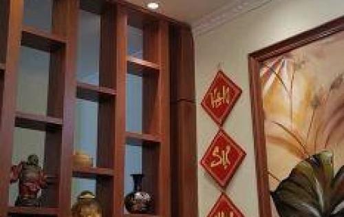 Bán nhà Hoàng Mai tặng nội thất 35m*5 tầng