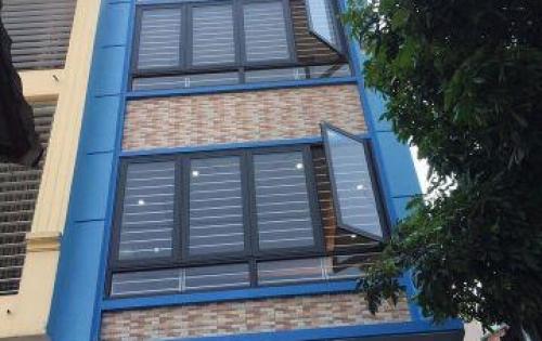 Gia đình tôi muốn bán gấp nhà mới ở Trương Định Hoàng Mai 52m2 5 tầng oto vào nhà giá nhỉnh 5 tỷ