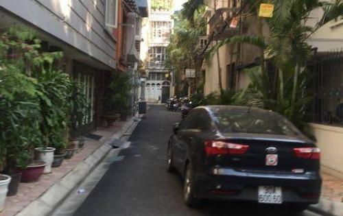 Bán nhà Đinh Công, KD ô tô đỗ cửa, S41m2 giá 4.6 tỷ.