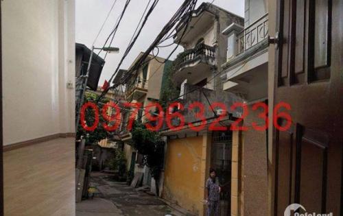 Gia đình bán, ô tô tránh, 55tr/m, 5X20, Lương Khánh Thiện, Hoàng Mai.