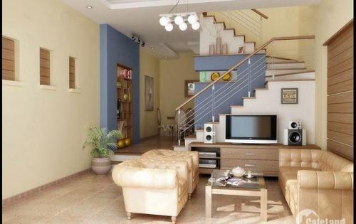 Cần bán gấp nhà ở Trương Định, giá 3,4 tỷ, DT 55m x 4 tầng, MT hơn 4m.