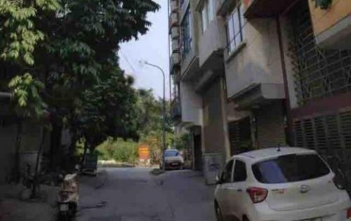 Bán nhà phố Linh Đàm giá nhỉnh 5 tỷ, phân lô, gara Ô tô, kinh doanh