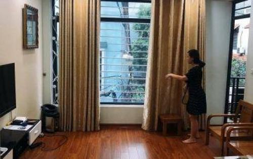 Bán nhà Định Công Hạ, nhà 44m2, 5 tầng, mặt tiền 5.2m, giá 3.8 tỷ, lh 0914423991.