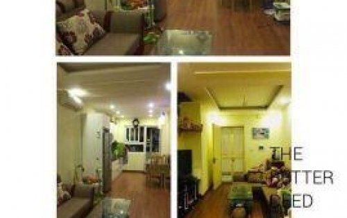 Căn hộ 58m , 2 phòng ngủ, full nội thất ở tầng trung tại chung cư HH4B Linh đàm. Giá chỉ 1 tỷ 08