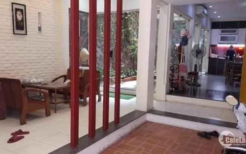 Bán biệt thự Nguyễn Đức Cảnh, Hoàng Mai 118m2 x 4 tầng 11.5 tỷ cực đẹp