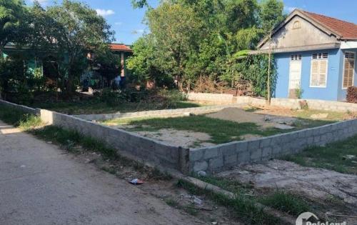 Bán đất sau lưng đường Nguyễn Tất Thành
