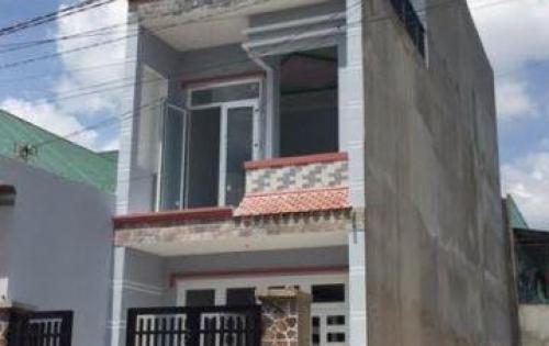 Bán nhà 1 trệt 1 lầu Bình Chánh, DT5x20, SHR, 860tr
