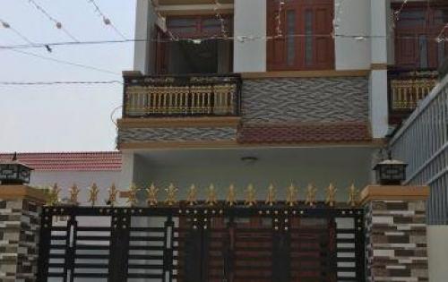 Bán căn nhà 1 trệt 1 lầu MT QL50, DT5x18,SHR,900tr