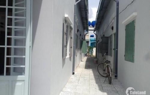 Cần bán gấp dãy nhà trọ 10 phòng đường Liêu Bình Hương gần Chợ Việt Kiều , Củ Chi