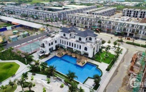 Bán nhà biệt thự - nằm ngay mặt tiền Nguyễn Văn Bứa kéo dài - tiếp giáp Quốc lộ 22 - Xuyên Á- Phan Văn Hớn - QL 1A