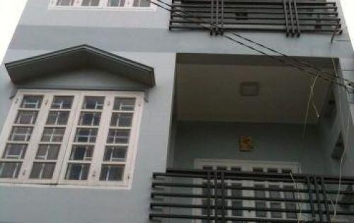 Bán căn nhà 5x17 , 1 trệt 2 lầu , chính chủ , sổ hồng riêng ,  1ty2