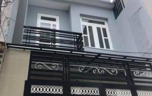 Bán nhà 1 trệt 2 lầu đường Phan Văn Hớn (Chợ XTT),đường nhựa 4,5m,DT 4x15,giá 2,2 tỷ,SHR