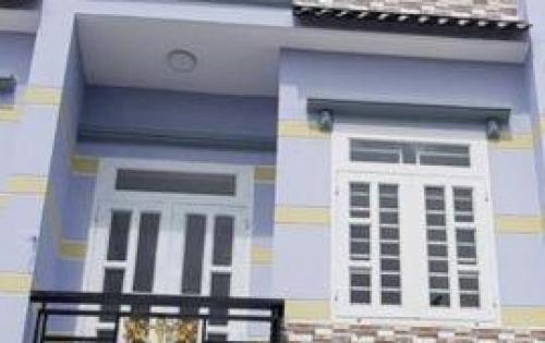 Bán nhà ngay chợ Xuân Thới Thượng (hình thật)sổ hồng riêng 5* 20m,lh 0776139085