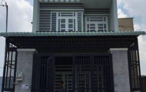 Bán căn nhà 1 trệt 1 lầu đường Đặng Công Bình giá 1ty430