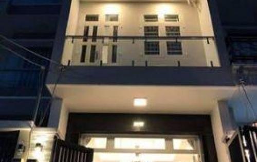 Cần bán gấp căn nhà 2 lầu, diện tích 5x15m sổ hồng riêng, hẻm Bà Điểm 5, giá 1,9 tỷ, 4 phòng ngủ