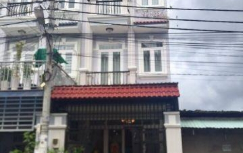 Nhà mới đường Đào Tông Nguyên, Phú Xuân, Nhà Bè, DT 192m2, 2 lầu đúc, 4PN giá 3.85 tỷ