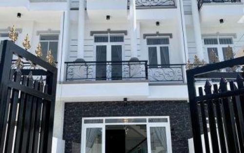 Bán nhà hẻm 1806 Huỳnh Tấn Phát, Nhà Bè, DT 5m x 23m, 3 lầu, 4PN, sân thượng, tặng nội thất giá 4.2 tỷ