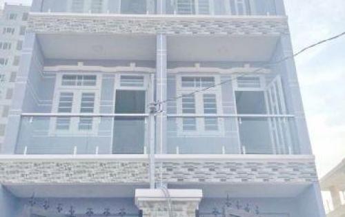 Bán nhà 2 lầu mới đẹp lung linh hẻm 2851 Huỳnh Tấn Phát quận 7.