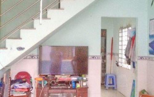 Bán nhà 1 lửng đúc hẻm xe hơi Phạm Hữu Lầu Nhà Bè.