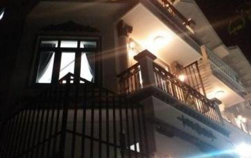 Bán nhà biệt thự hẻm 2177 Huỳnh Tấn Phát, Nhà Bè, DT 5.3m x 12m, 2 lầu, sân thượng, tặng nhiều nội thất giá trị, giá 4.6 tỷ