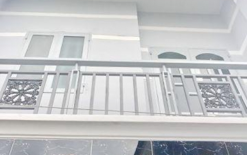 Bán nhà lầu mới đẹp hẻm 2174 Huỳnh Tấn Phát, Nhà Bè.