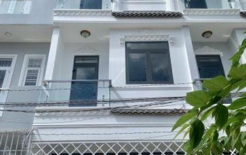 Bán nhà hẻm 2177 Huỳnh Tấn Phát, Nhà Bè, Tp.HCM. DT 4.25m x 12m. 3 lầu 4PN, sân thượng, giá 4.2 tỷ