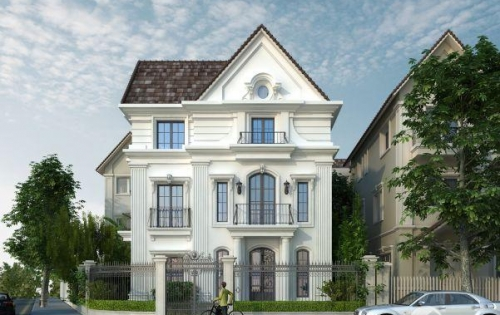 Biệt thự cao cấp Hưng Yên, 500m2, 7tr/m2 giá thỏa thuận