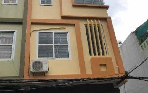 Bán nhà 4 tầng mặt đường Vĩnh Tiến 1, Lê Chân, Hải Phòng