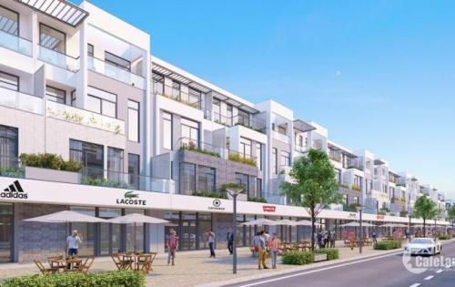 Shop House ( khu E )  Nguyễn Sinh Sắc và Hoàng Thị Loan sẽ chính thức nhận đặt cọc   Giá rất hợp lí cho một căn ShopHouse ở Đà Nẵng.  Vị Trí Đắc Địa nhất Quận