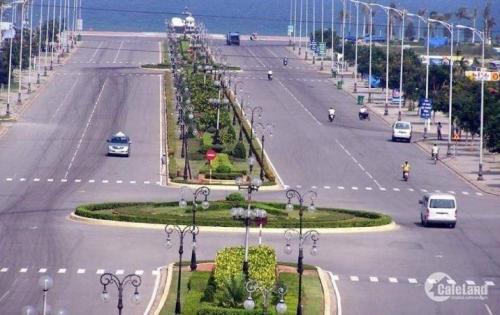 Nhận đặt chỗ dãy nhà phố thương mại trên đại lộ 60m Nguyễn Sinh Sắc