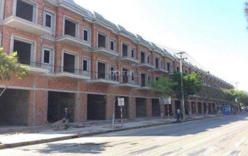 Shophouse 2 mặt tiền Đại lộ Nguyễn Sinh Sắc