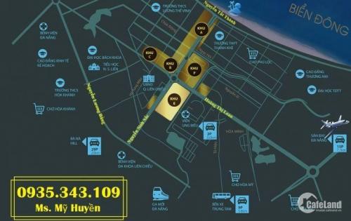 Ra mắt shophouse hai mặt tiền trên đại lộ trục 60m Nguyễn Sinh Sắc