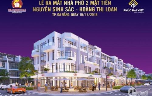 Shophouse Nguyễn Sinh Sắc - Hoàng Thị Loan BĐS cao cấp nhất thị trường Đà  Nẵng