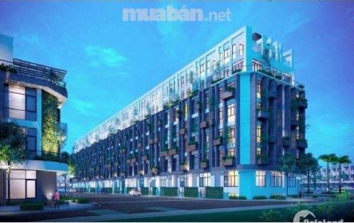 Bán gấp biệt thự 4 tầng, mặt tiền đường Hoàng Thị Loan, tiện nghi đầy đủ