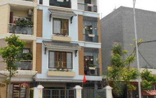 Cần bán căn nhà xây sẵn 4 tầng đường Nguyễn Tất Thành do gia đình pước ngoài