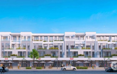 Ra Mắt Phân Khu Cao Cấp – Shophouse Nguyễn Sinh Sắc – Khu E – Kim Long City