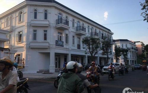 Nhà mặt phố 4 tầng kinh doanh tiềm năng  Hoàng Thị Loan- Nguyễn Sinh Sắc