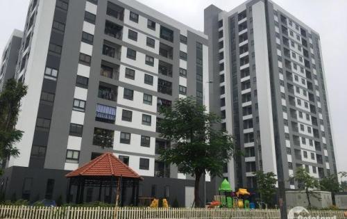 Bán căn hộ No08 Giang Biên, nhận nhà ở ngay giá 24tr/m2 full nội thất