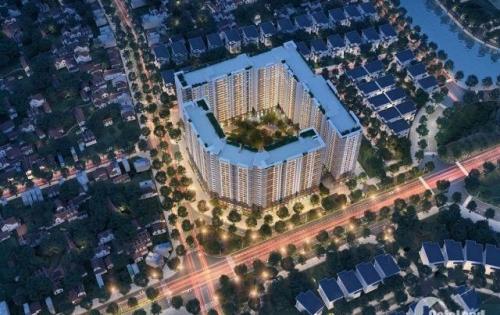 Nhà ở xã hội Hope Residence Long Biên