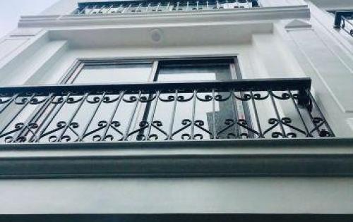 Bán nhà mới 30m2 x 5 tầng phố Ngọc Thụy - Cạnh trường quốc tế Việt Pháp